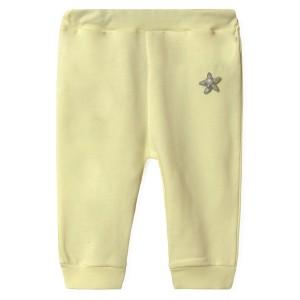 Штаны для девочки Полярная звезда, желтый Twetoon