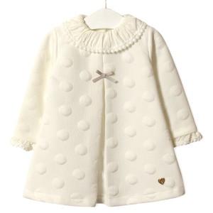 Платье для девочки Горошинка Twetoon