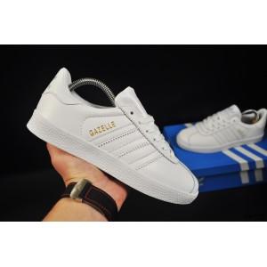 кроссовки adidas Gazelle арт 20732 (белые, адидас)
