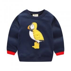 Детская кофта Пингвин Jumping Meters