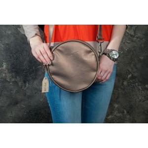 Сумка кросс-боди Circle Bag Rose&Coal