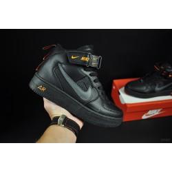 кросівки термо Nike Air Force арт 21027 (форси, найк)