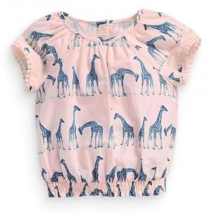 Туника для девочки Жирафы Jumping Beans