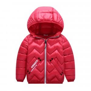 Куртка детская Airways, красный Berni