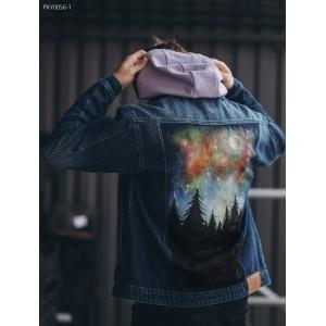 Джинсовая куртка Staff wist forest