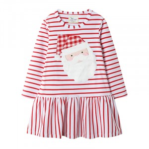 Платье для девочки Дедушка Мороз Jumping Meters