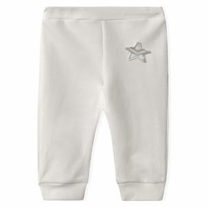 Штаны для девочки Золотая звезда, белый Flexi
