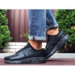 Мужские кроссовки Nike Air Max Zero Black, черные