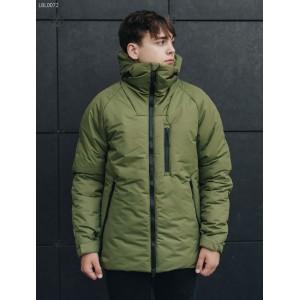 Зимняя куртка Staff mil haki LBL0072