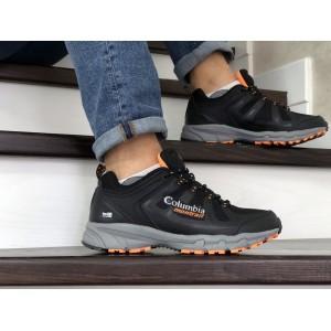 Мужские кроссовки Columbia Montrail,черные с серым