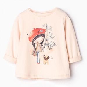 Кофта для девочки Paris Little Maven