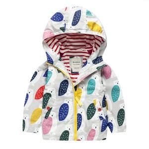 Куртка детская демисезонная Сова Meanbear