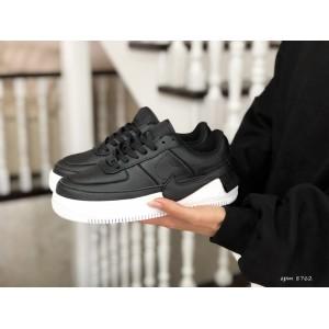 Подростковые кроссовки Nike Air Force 1 Jester XX,черно-белые