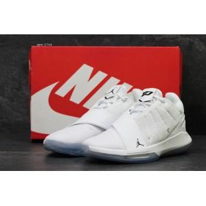 Кроссовки мужские Nike Air Jordan White,сетка 43р