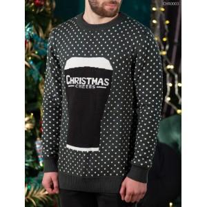 Вязаный свитер Staff Cristmas