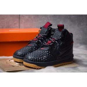 Зимние кроссовки Nike LF1 Duckboot, темно-синие (30923) размеры в наличии ► [ 36 (последняя пара) ]