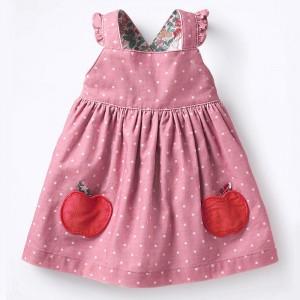Платье для девочки Яблочки Little Maven