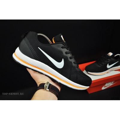 кроссовки Nike Sport Zoom арт 20759 (мужские, черные, найк)