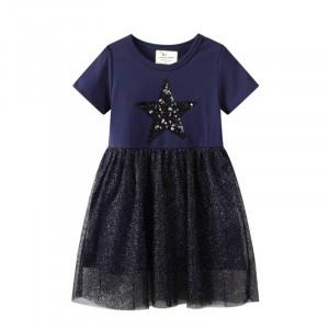 Плаття для дівчинки Blue Star Jumping Meters