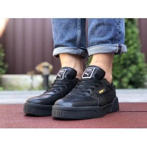 Мужские кроссовки Puma Cali Bold,черные