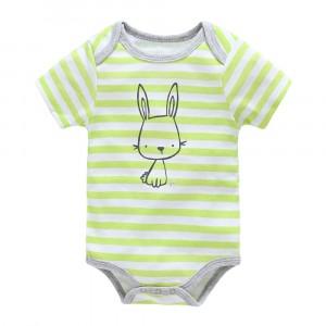 Боди детский Rabbit, салатовый Berni