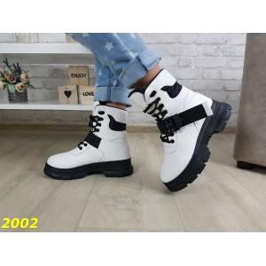 Кроссовки ботинки спортивные зимние