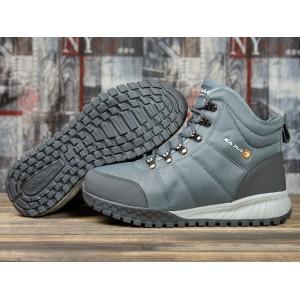 Зимние мужские кроссовки 30982, Kajila Fashion Sport, темно-серые, < 41 42 43 44 45 46 > р.41-26,7