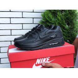Мужские кроссовки Nike air max 90 Black, черные