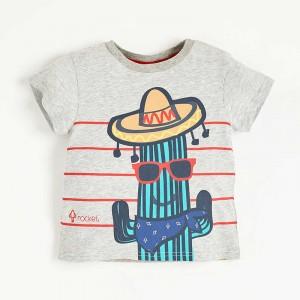 Детская футболка Кактус Little Maven