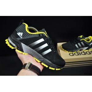 кроссовки Adidas Fast Marathon арт 20721 (черные, адидас)