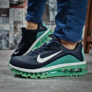 Кроссовки женские Nike Air Max, темно-синие (15504) размеры в наличии ► [ 36 37 38 39 40 ]