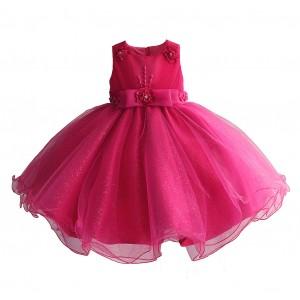Платье для девочки Алмазные цветы Zoe Flower