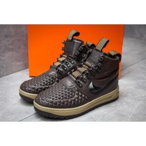 Зимние кроссовки Nike LF1 Duckboot, коричневые (30254) размеры в наличии ► [ 44 (последняя пара) ]