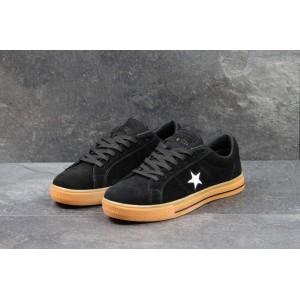 Мужские кеды,кроссовки Converse All Star черные 44р
