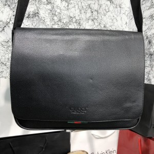 Messenger Gucci Flap Black