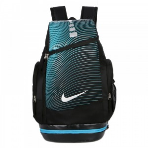 Баскетбольный рюкзак Nike Elite Air Max Black-Blue
