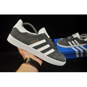 кроссовки adidas Gazelle арт 20735 (мужские, серые, адидас)