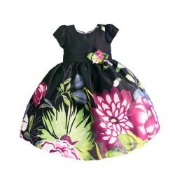 Платье для девочки Георгины Zoe Flower