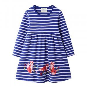 Платье для девочки Foxes Jumping Meters