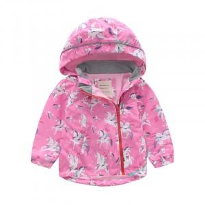 Куртка для девочки Единороги Meanbear