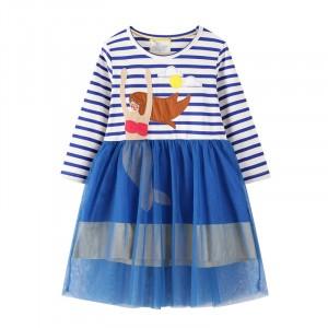 Платье для девочки Mermaid Jumping Meters