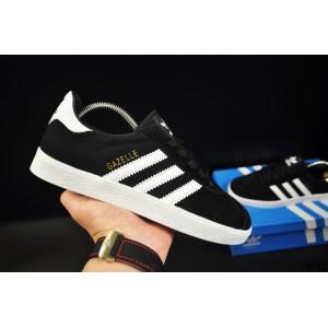 кроссовки adidas Gazelle арт 20733 (черные, адидас)