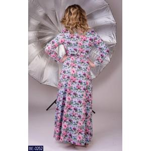 Платье BE-0252 (48-50, 52-54, 56-58, 60-62)