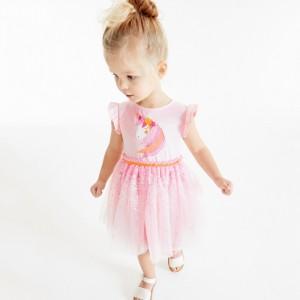 Плаття для дівчинки Pink magic Little Maven