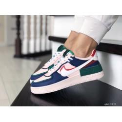 Женские кроссовки Nike Air Force,разноцветные