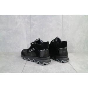 Ботинки женские BENZ 50302,3 черные (натуральная кожа, зима)