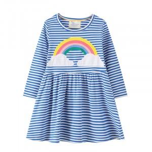 Платье для девочки Rainbow arch Jumping Meters