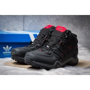 Зимние ботинки на мехуАdidаs Terrex Gore Tex, черные (30514) размеры в наличии ► [ 41 42 ]