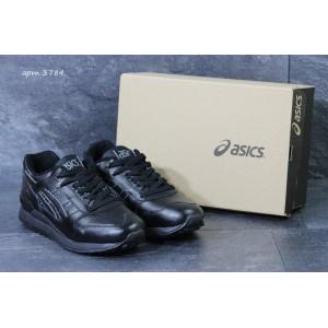 Кроссовки мужские Asics GEL LYTE III кожаные,черные
