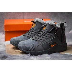 Зимние ботинки Nike Acronym, серые (30371) размеры в наличии ► [ 42 (последняя пара) ]